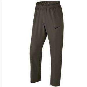 Nike Dri Fit Men's Training Pants Lined